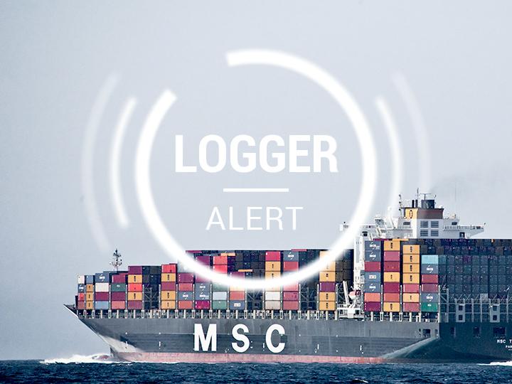 Logger Alert Android App