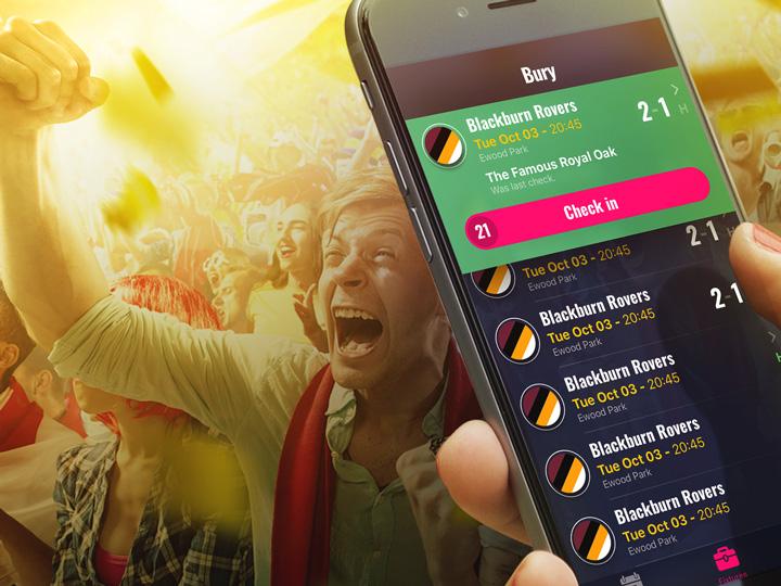 Football fun hub app